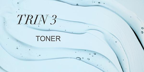 Trin 3 - Toner
