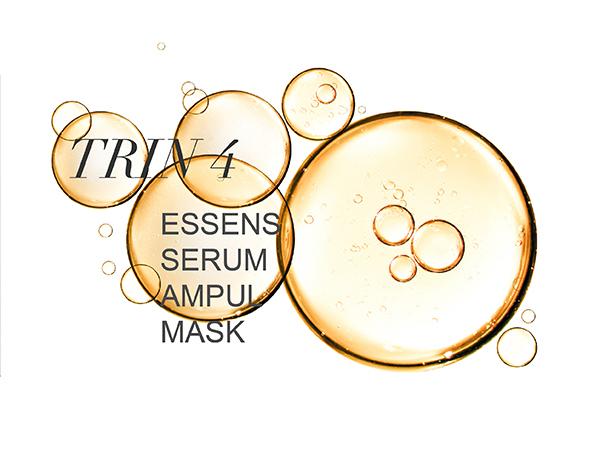 Trin 4 - Essens/Serum/Ampul/Maske