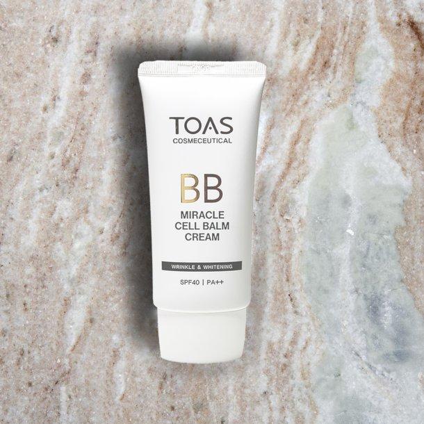 TOAS Miracle Cell Balm Cream