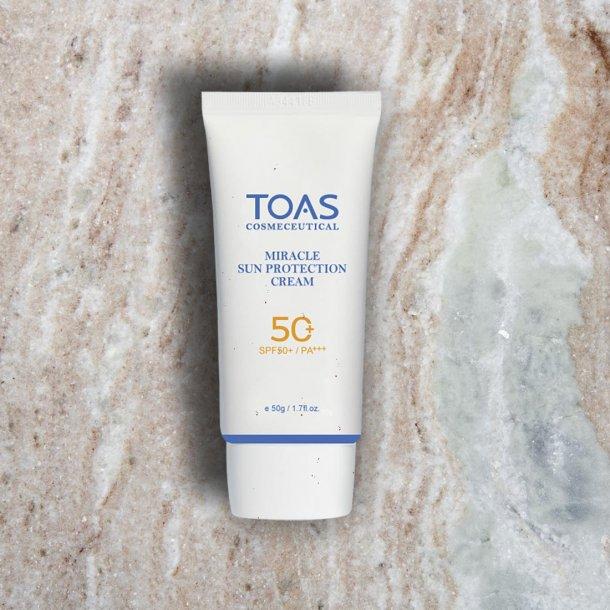 TOAS Miracle Sun Protection Cream
